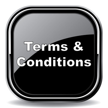 terms conditions icon