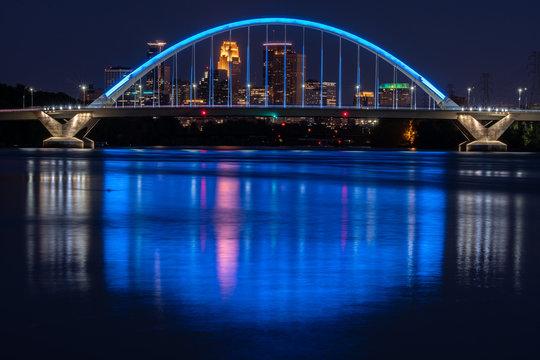 Lowery Bridge River Night 17