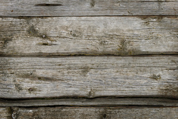 Wood texture. Background of old boards. Retro background from wooden canvas