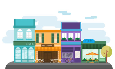 City Street Shop facade