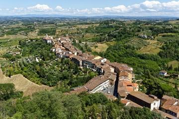 Italien - Toskana - San Miniato