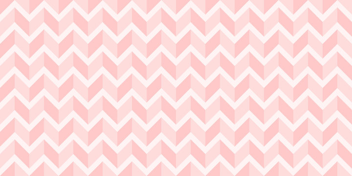Background pattern seamless modern abstract sweet pink zigzag vector design.
