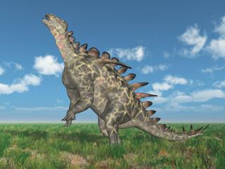 Dinosaurier Huayangosaurus
