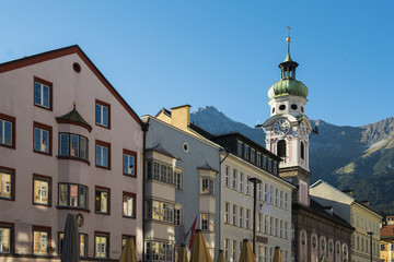 Innsbruck - veduta
