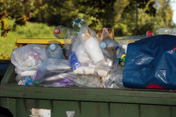 Plastikmüll als Problem