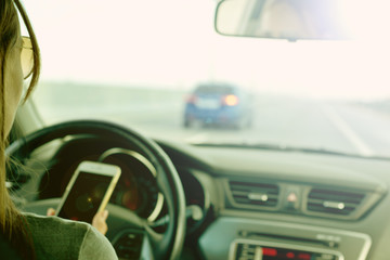Driving safety behind the wheel