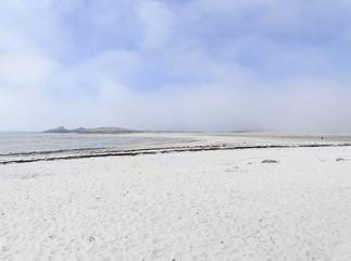 Sea mist on Plage Sainte-Marguerite