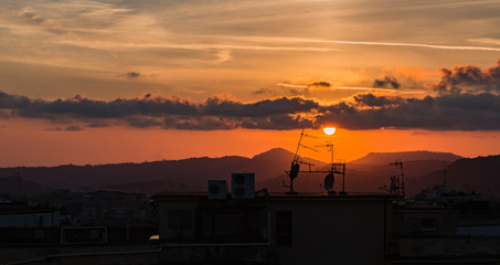Naples Sunset II