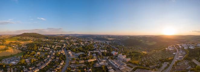 Annaberg Buchholz Panorama