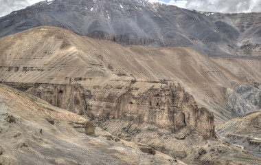 MANALI - LEH , HIGHWAY,  LEH/LADAKH - (INDIA).