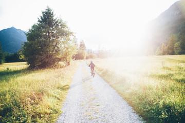 nature park cycle mountainbike