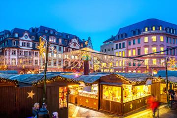 Papiers peints Vienne Weihnachtsmarkt Mainz