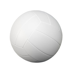 Volleyball picture high Resolution White background with clipping path isolated for Artwork Graphic Design,banner