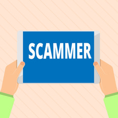 Scammer photos search