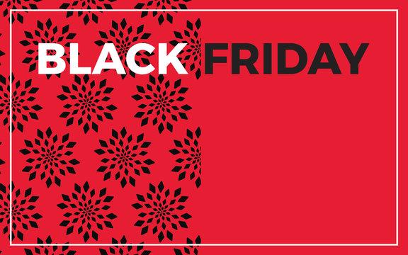 Black Friday Banner rot