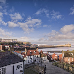 199 Steps, Whitby, England