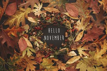 hello november photos royalty free images graphics vectors