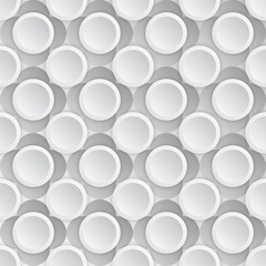 Recurent abstract paper design background