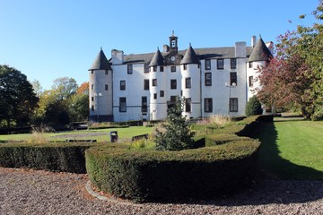 Dudhope Castle, Dundee.