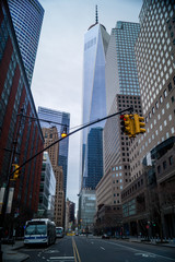 Down town von New york