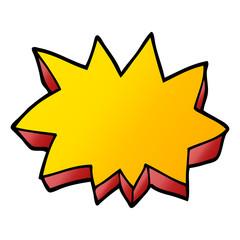 decorative star element