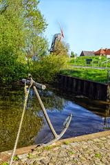 Mühle in Borstel