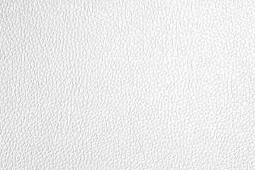 White shining leather texture background