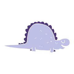 cartoon doodle prehistoric dinosaur