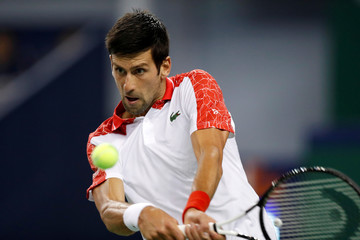 Tennis - Shanghai Masters