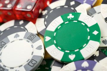 Casino concept view