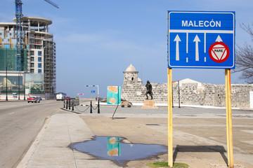 Havana, Malecon, La Bodeguita Del Medio