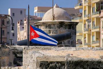 Havana, La Bodeguita Del Medio, Flag