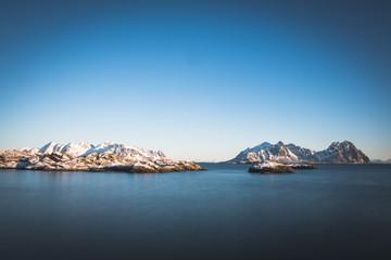 Ocean at Lofoten