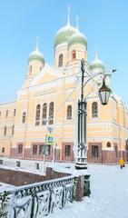 Saint-Petersburg, Russia. St Isidore Church