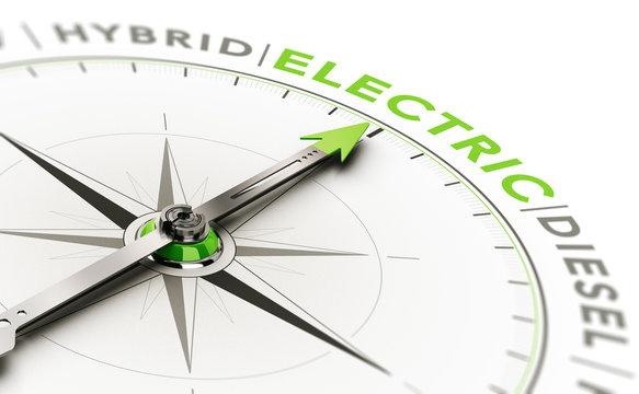 Vehicle Type Choice, Choosing Electric Car