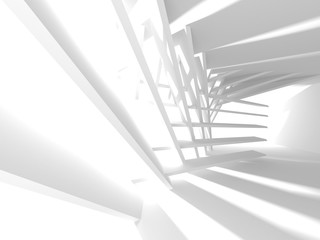 Abstract Architecture Modern Design Background