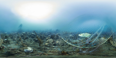 The problem with ghost nets
