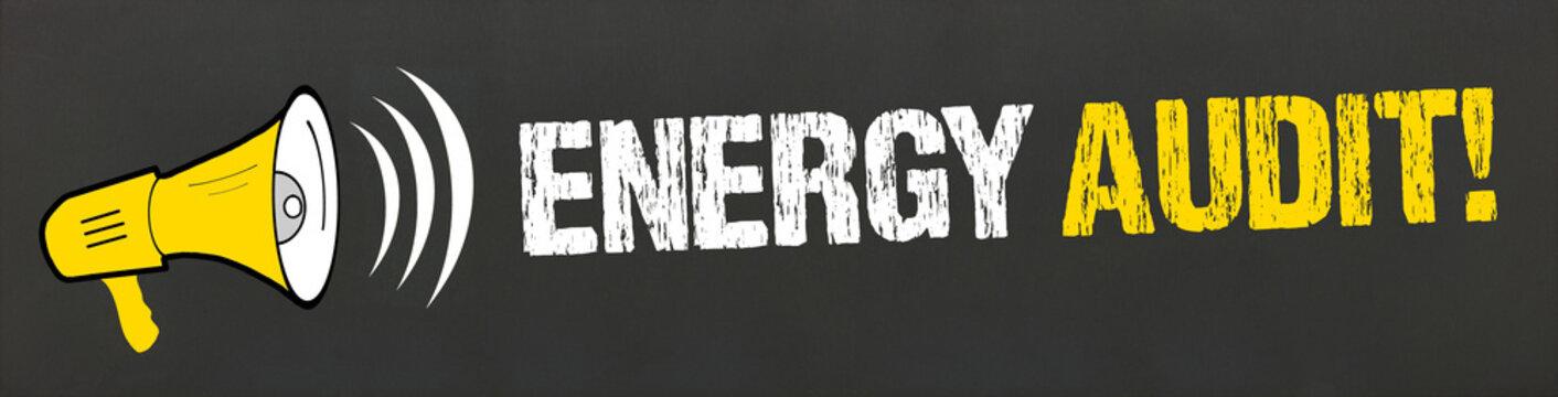 Energy Audit!