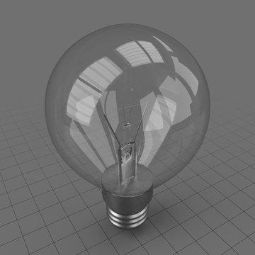 Pear light bulb