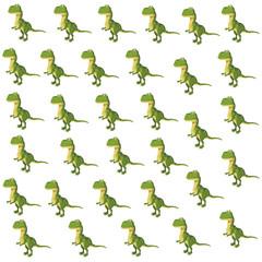 tyrannosaur dinosaur cartoon background