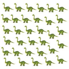 Brontosaurus dinosaur cartoon background