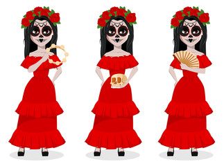 Day of the Dead traditional holiday