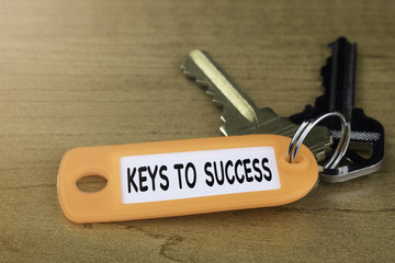 KEYS TO SUCCESS WITH ORANGE TAG
