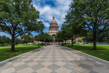 Texas' Capitol Building Complex in Austin, Texas