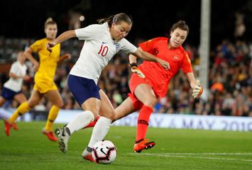 Women's International Friendly - England v Australia