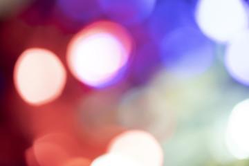 Festive sequin Glitter Bokeh Background