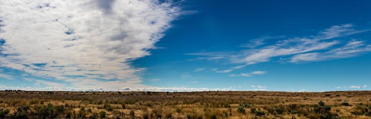 Eastern Washington Palouse vast expanse flat desert view