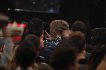2018 American Music Awards - Show - Los Angeles, California, U.S.