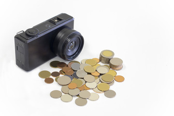 Make money from photography.