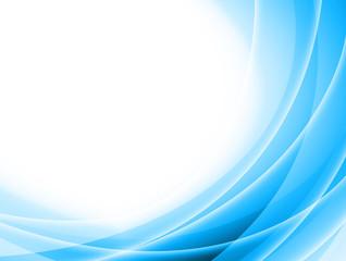 抽象的な曲線の背景
